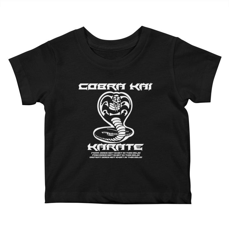 Sweep the Leg Kids Baby T-Shirt by Brimstone Designs
