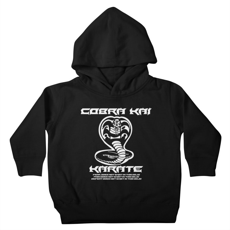 Sweep the Leg Kids Toddler Pullover Hoody by Brimstone Designs