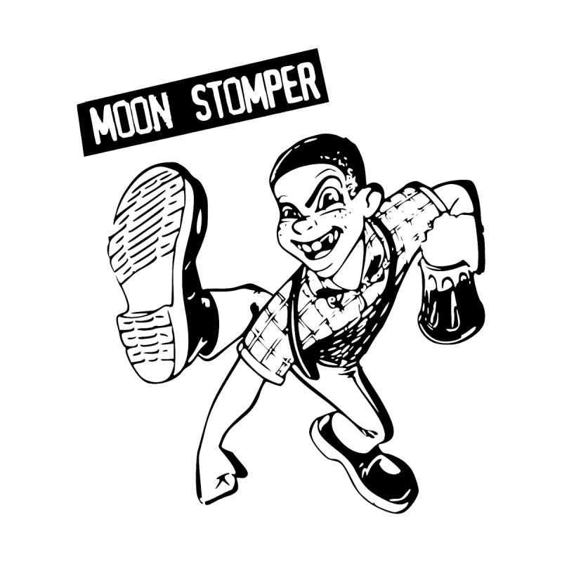 MOON STOMPER by Brimstone Designs