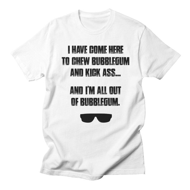 BUBBLEGUM Men's T-Shirt by Brimstone Designs