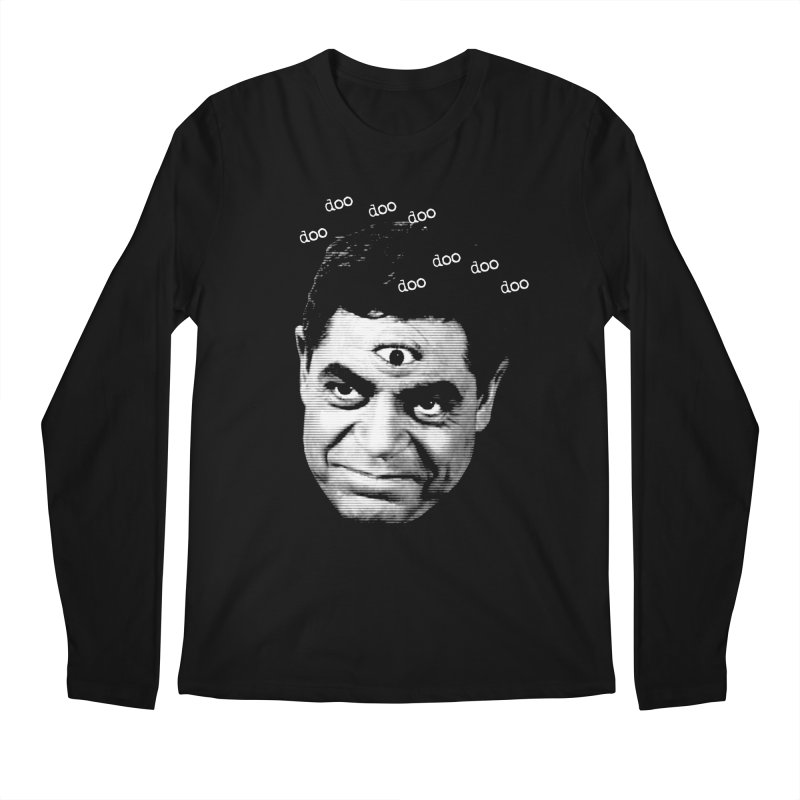 Alien Men's Longsleeve T-Shirt by Brimstone Designs