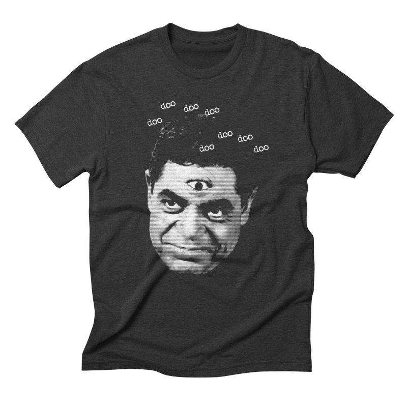 Alien Men's Triblend T-Shirt by Brimstone Designs