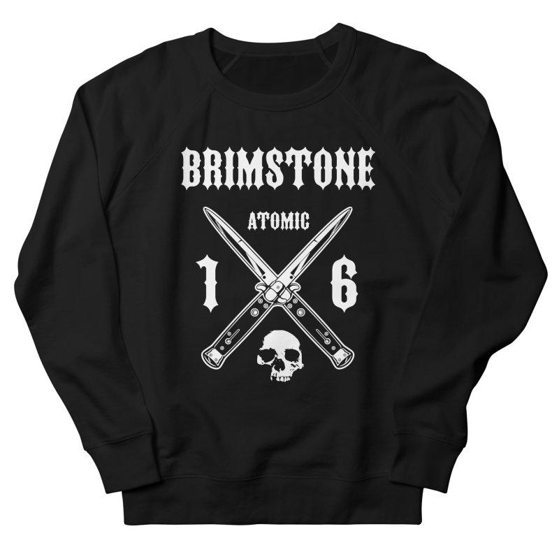 SWITCHBLADES Women's Sweatshirt by Brimstone Designs