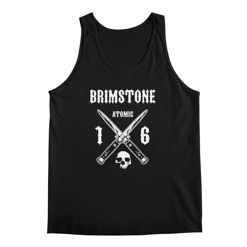 SWITCHBLADES Men's Tank by Brimstone Designs