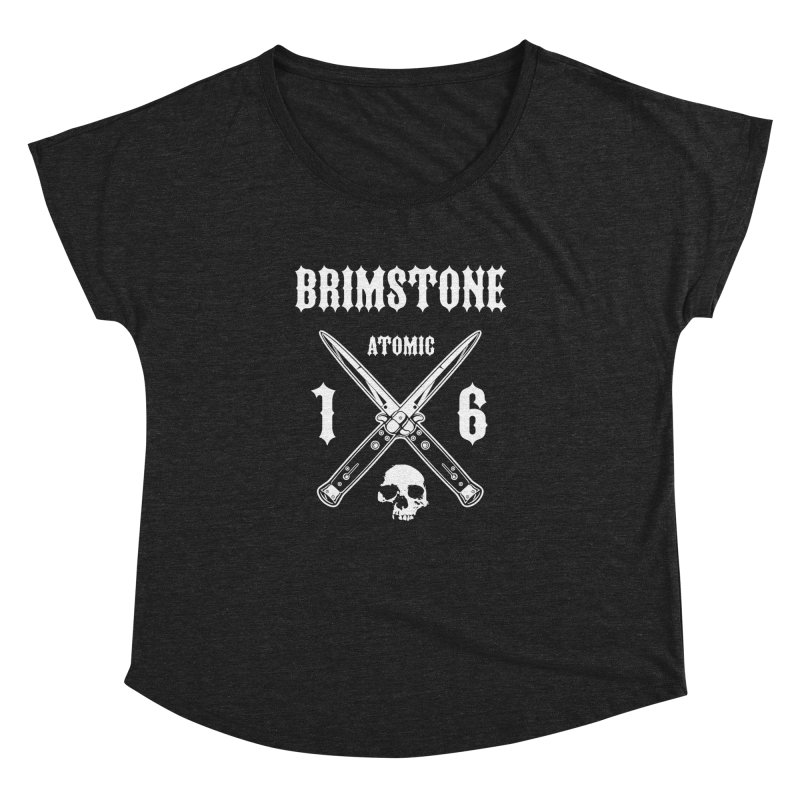 SWITCHBLADES Women's Dolman by Brimstone Designs
