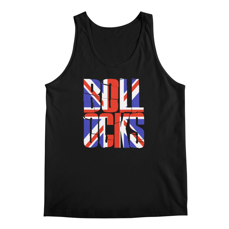 BOLLOCKS Men's Tank by Brimstone Designs