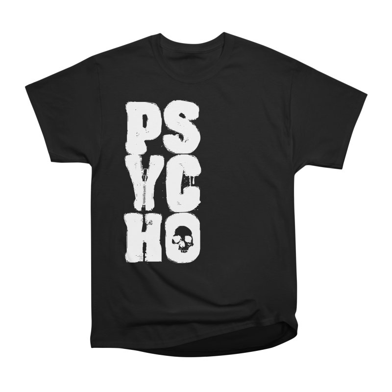 PSYCHO Men's Classic T-Shirt by Brimstone Designs