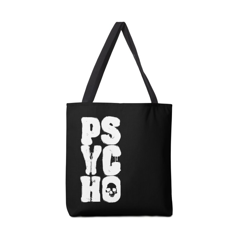 PSYCHO Accessories Bag by Brimstone Designs