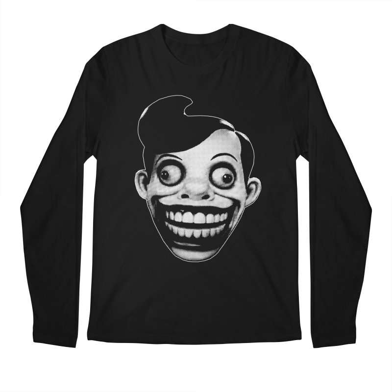 Chuckle Teeth Men's Longsleeve T-Shirt by Brimstone Designs