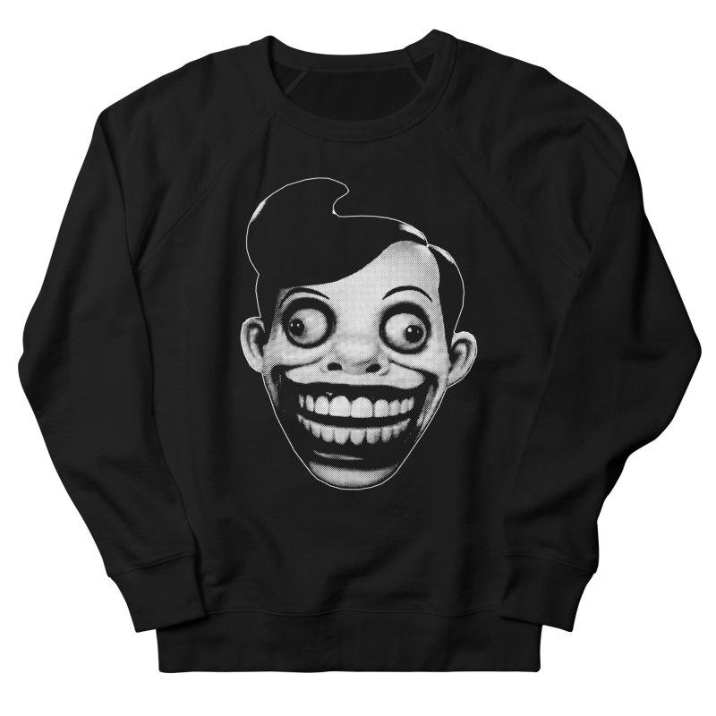 Chuckle Teeth Women's French Terry Sweatshirt by Brimstone Designs