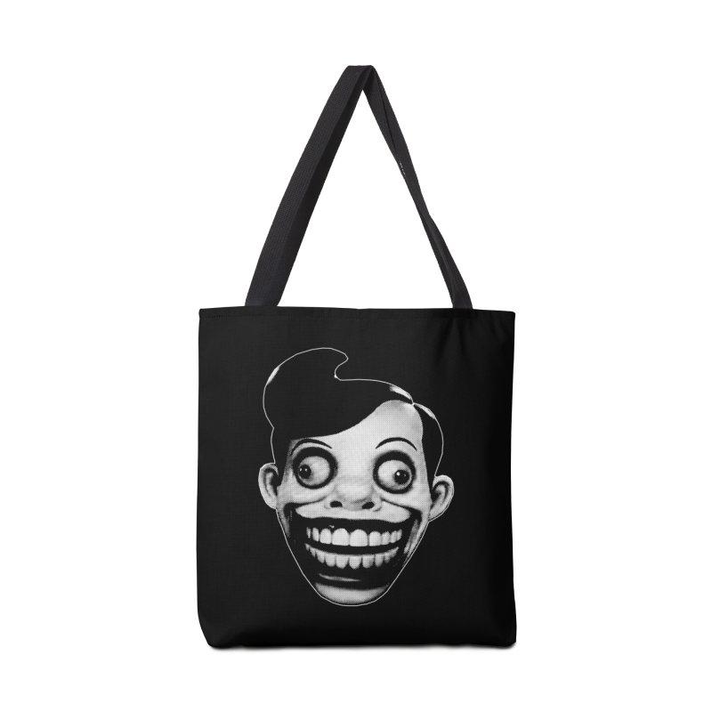 Chuckle Teeth Accessories Bag by Brimstone Designs