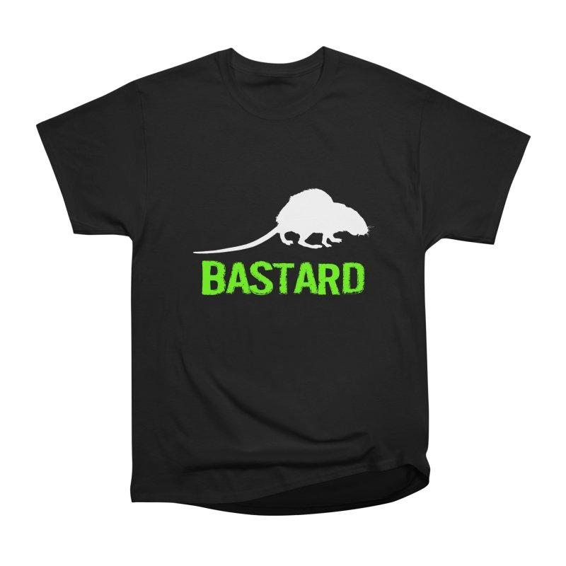 RAT Men's Heavyweight T-Shirt by Brimstone Designs