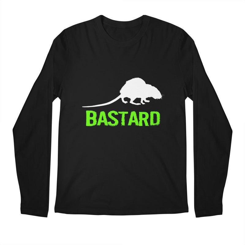 RAT Men's Longsleeve T-Shirt by Brimstone Designs