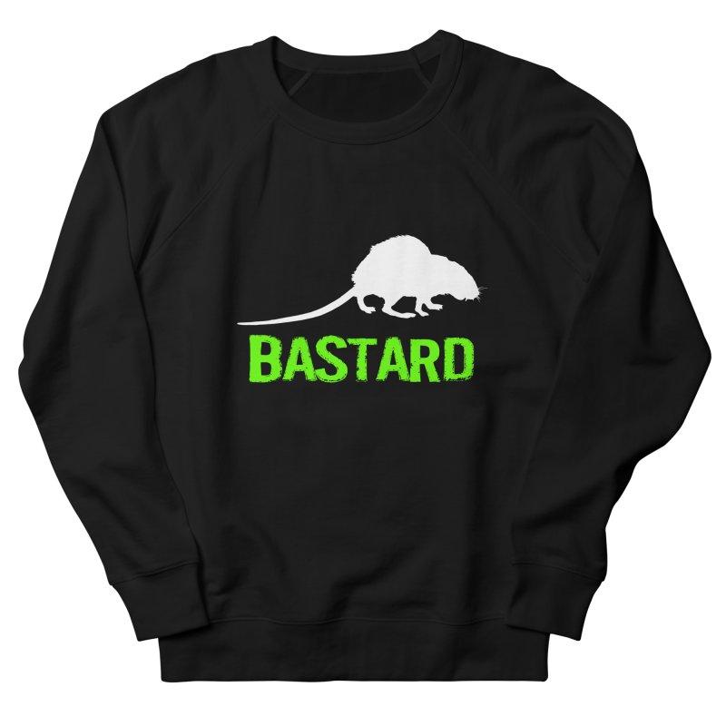 RAT Women's French Terry Sweatshirt by Brimstone Designs