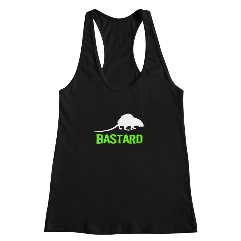 RAT Women's Racerback Tank by Brimstone Designs