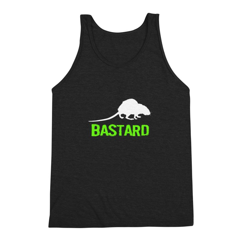 RAT Men's Triblend Tank by Brimstone Designs