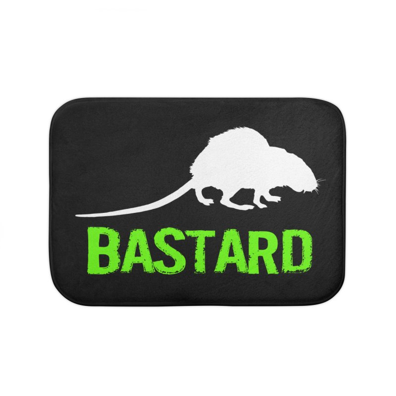 RAT Home Bath Mat by Brimstone Designs
