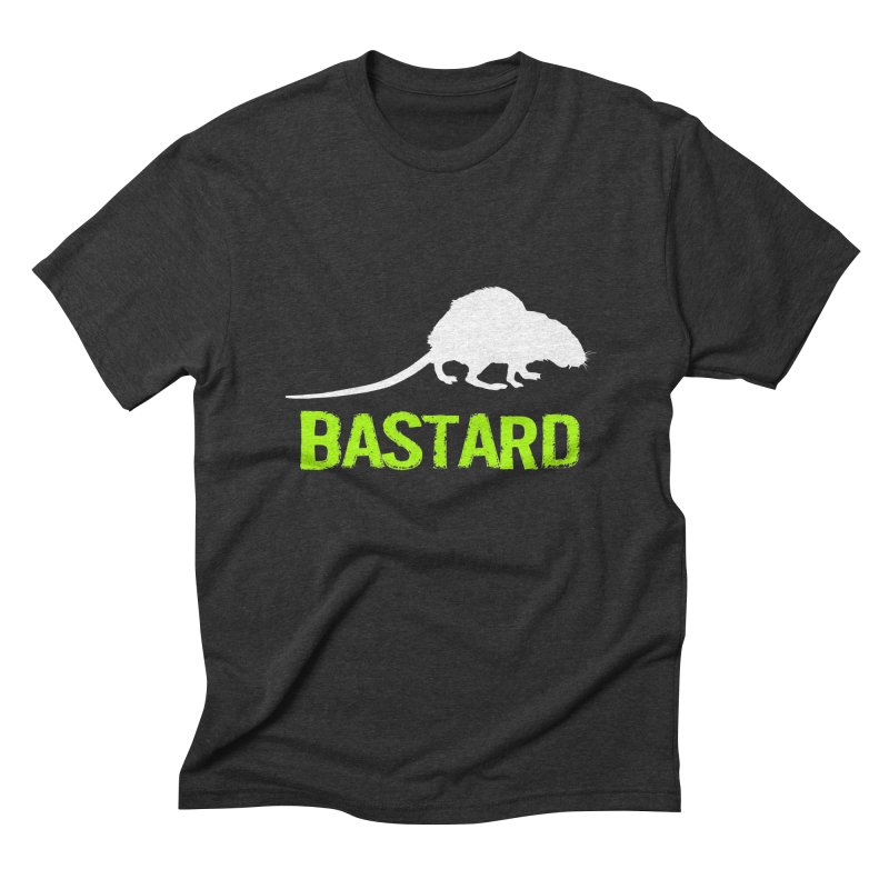 RAT Men's Triblend T-Shirt by Brimstone Designs