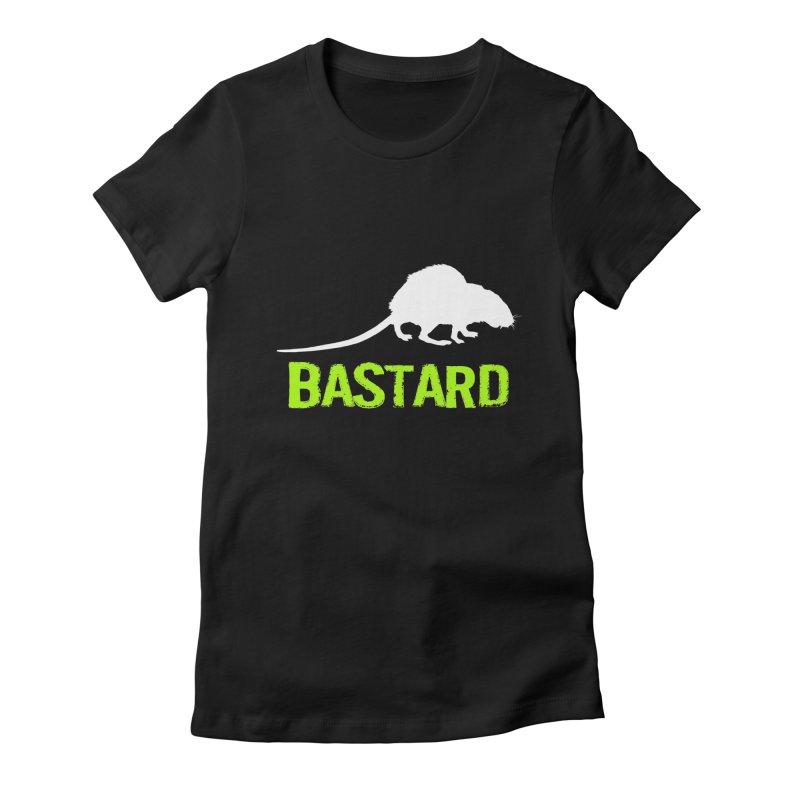 RAT Women's Fitted T-Shirt by Brimstone Designs