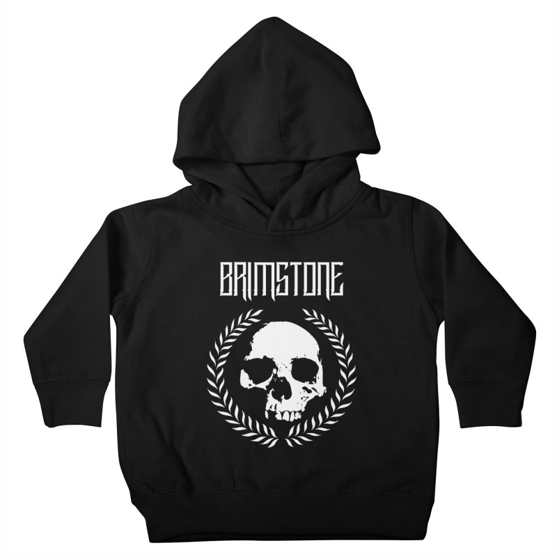 BRIMSTONE LOGO Kids Toddler Pullover Hoody by Brimstone Designs