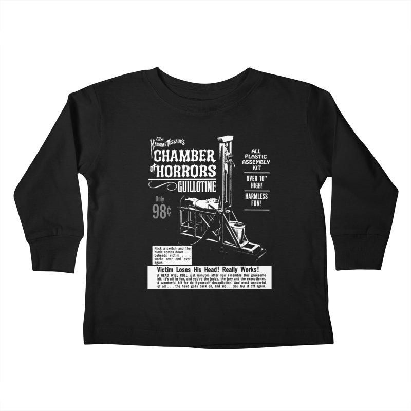 CHOP Kids Toddler Longsleeve T-Shirt by Brimstone Designs