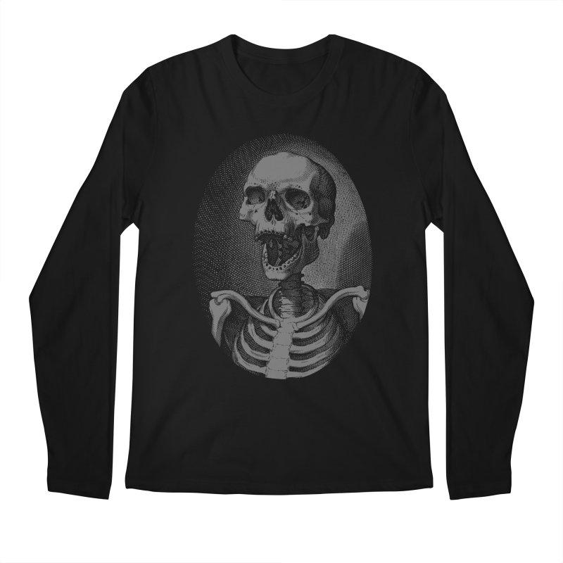 last laugh Men's Longsleeve T-Shirt by Brimstone Designs