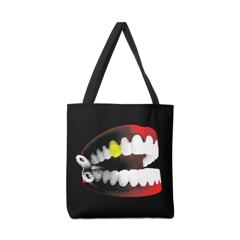 chatter Accessories Tote Bag Bag by Brimstone Designs