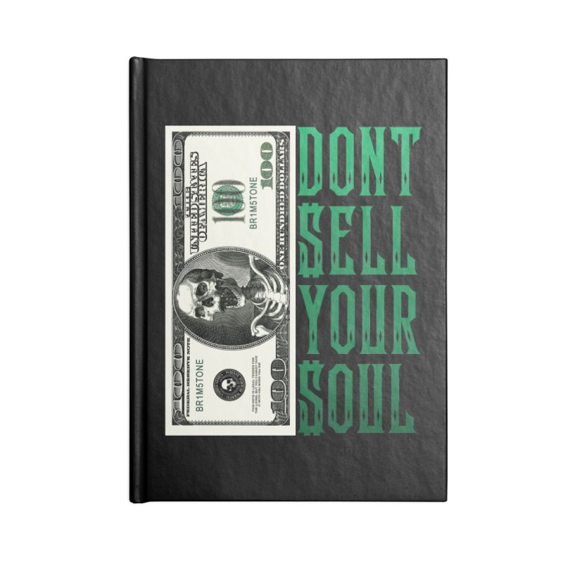 not for sale Accessories Notebook by Brimstone Designs