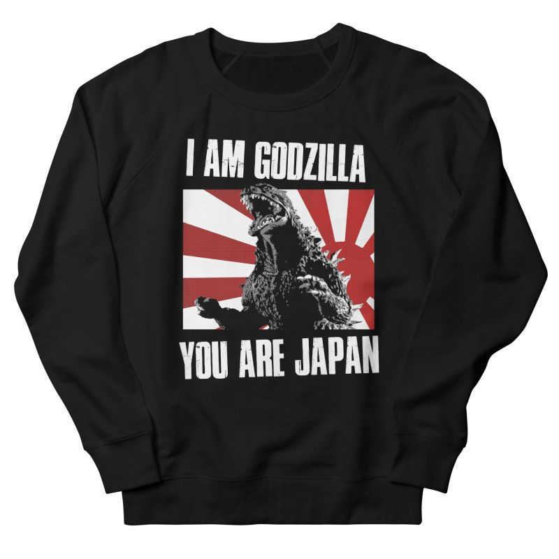YOU ARE JAPAN Women's French Terry Sweatshirt by Brimstone Designs