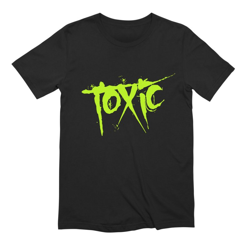 TOXIC Men's Extra Soft T-Shirt by Brimstone Designs