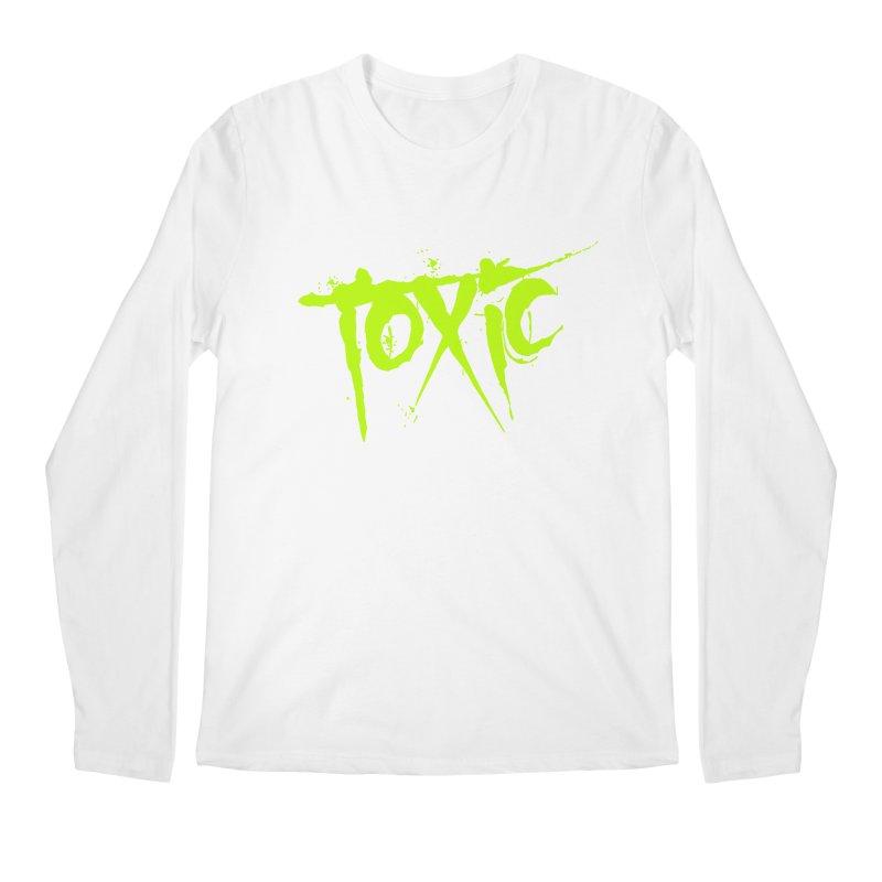 TOXIC Men's Regular Longsleeve T-Shirt by Brimstone Designs