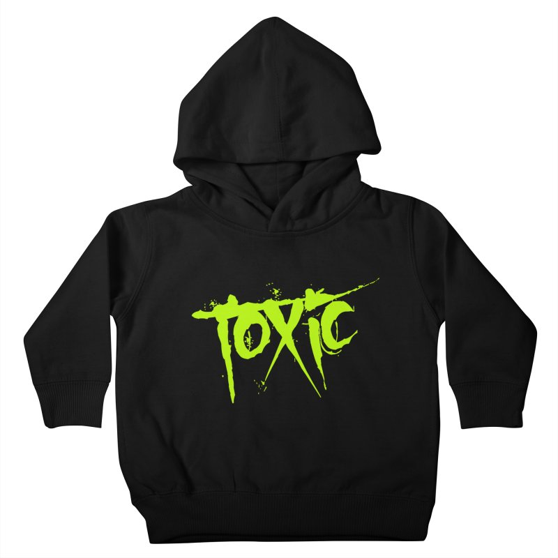 TOXIC Kids Toddler Pullover Hoody by Brimstone Designs