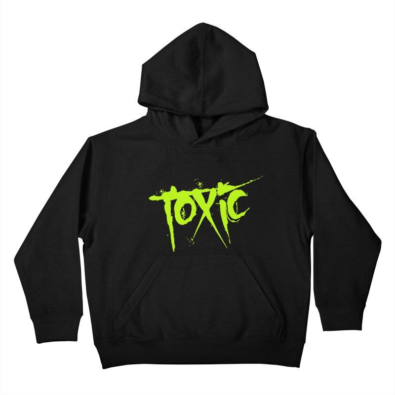 TOXIC Kids Pullover Hoody by Brimstone Designs
