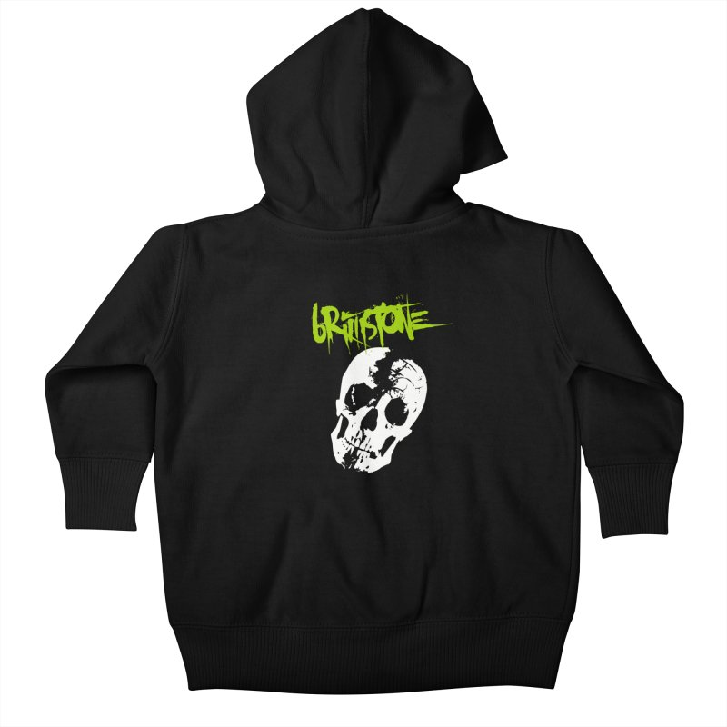 TILT Kids Baby Zip-Up Hoody by Brimstone Designs