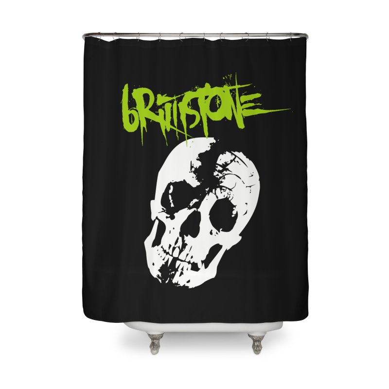 TILT Home Shower Curtain by Brimstone Designs