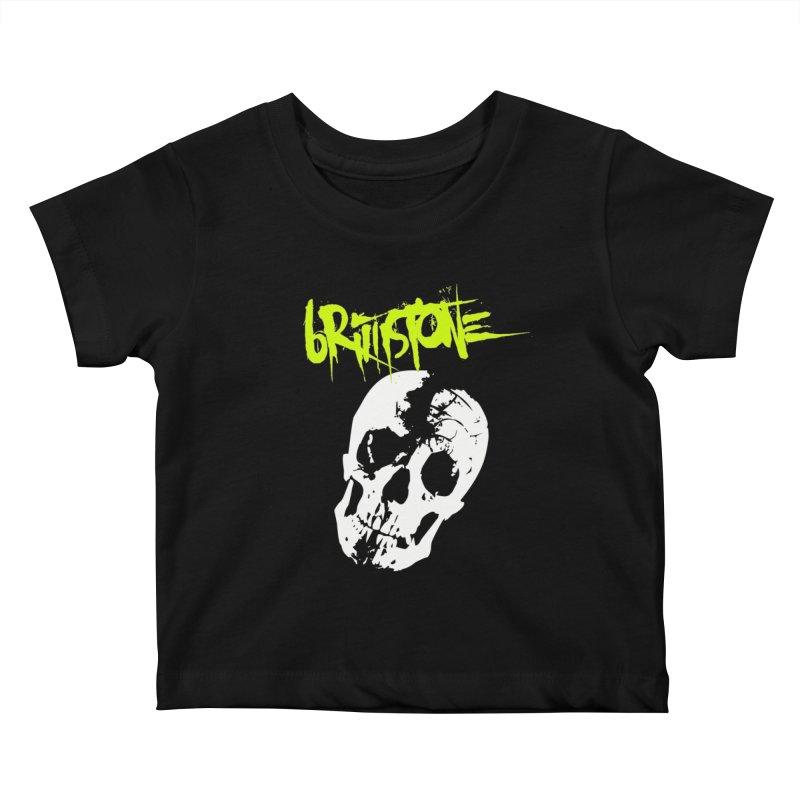 TILT Kids Baby T-Shirt by Brimstone Designs