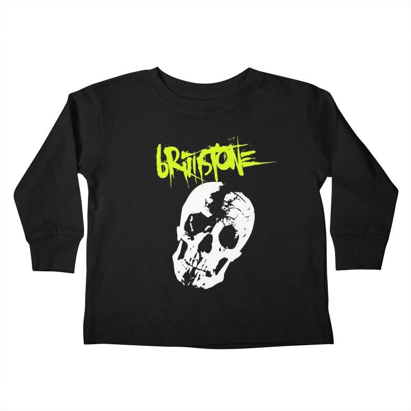 TILT Kids Toddler Longsleeve T-Shirt by Brimstone Designs