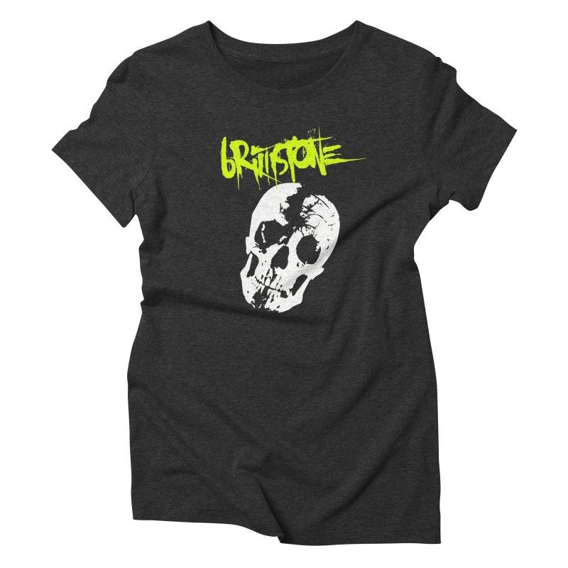 TILT Women's Triblend T-Shirt by Brimstone Designs