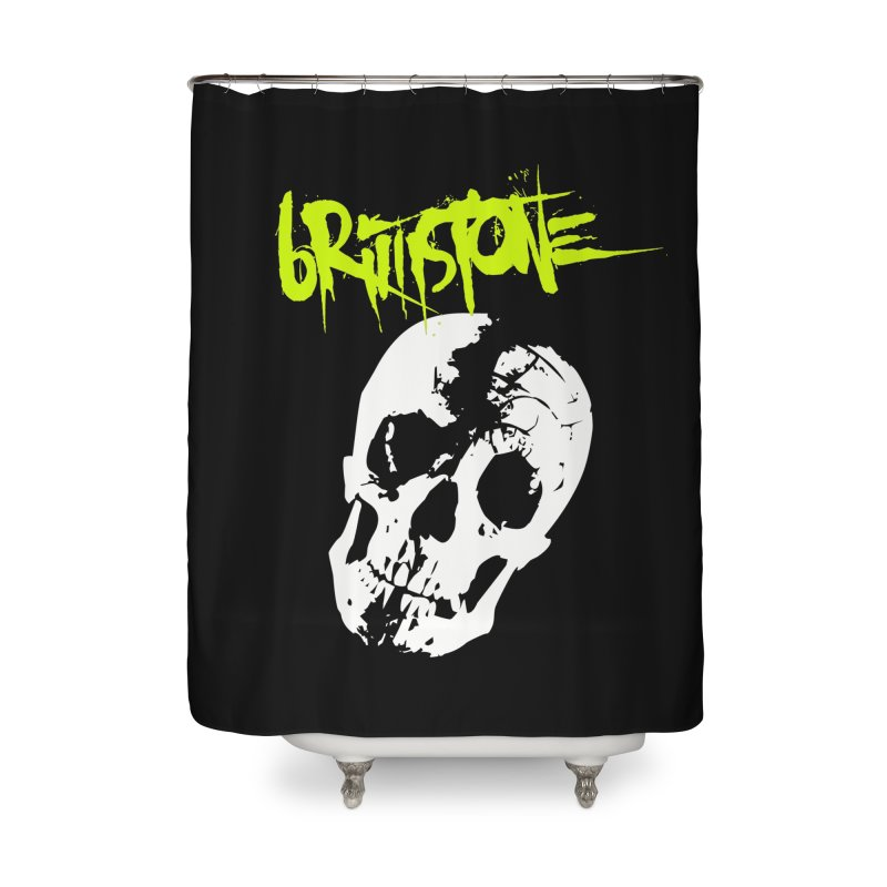 TILT Home Shower Curtain by Brimstone Designs