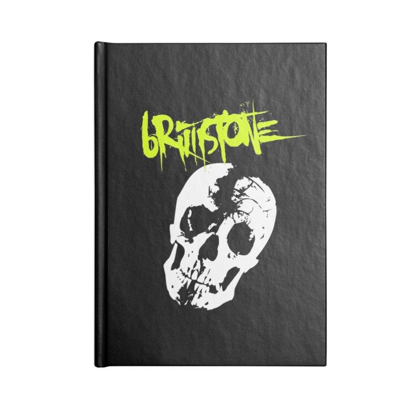 TILT Accessories Notebook by Brimstone Designs