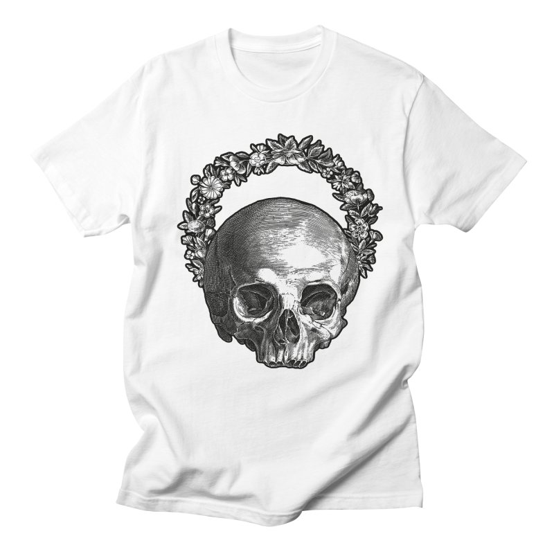 Memento mori Women's Regular Unisex T-Shirt by Brimstone Designs