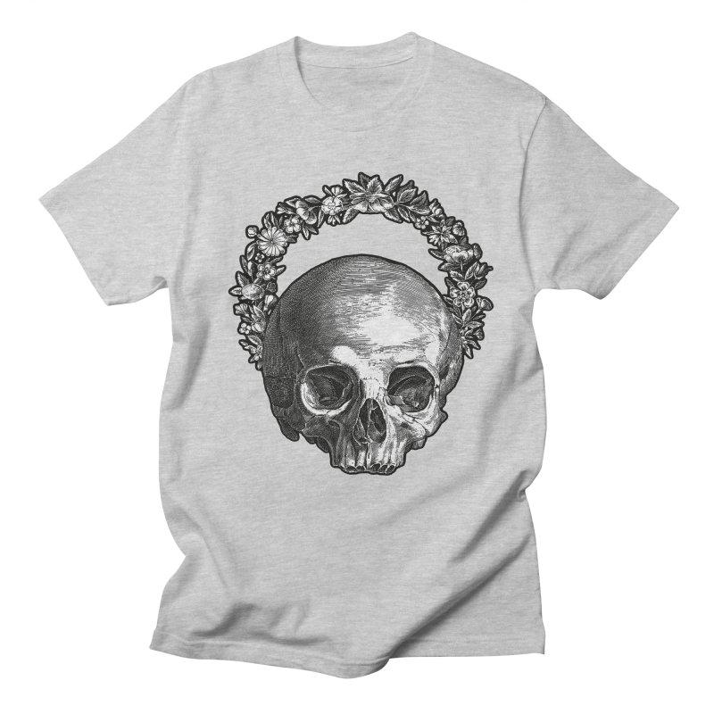 Memento mori Women's Regular Unisex T-Shirt by Brimstone Designs