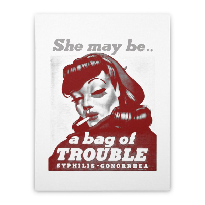 bag of trouble   by Brimstone Designs