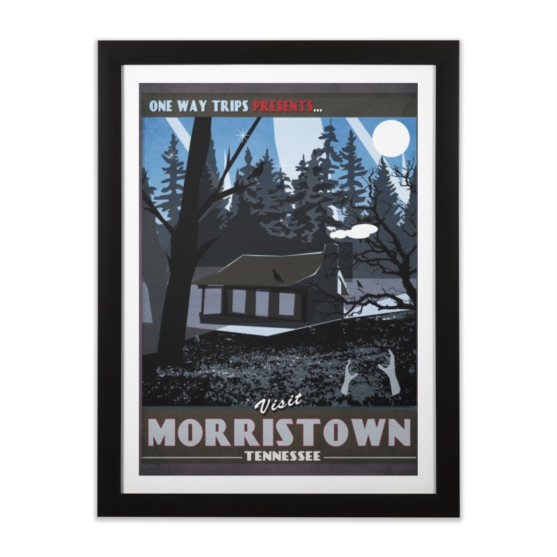 Visit Morristown by bristolnoir's Artist Shop
