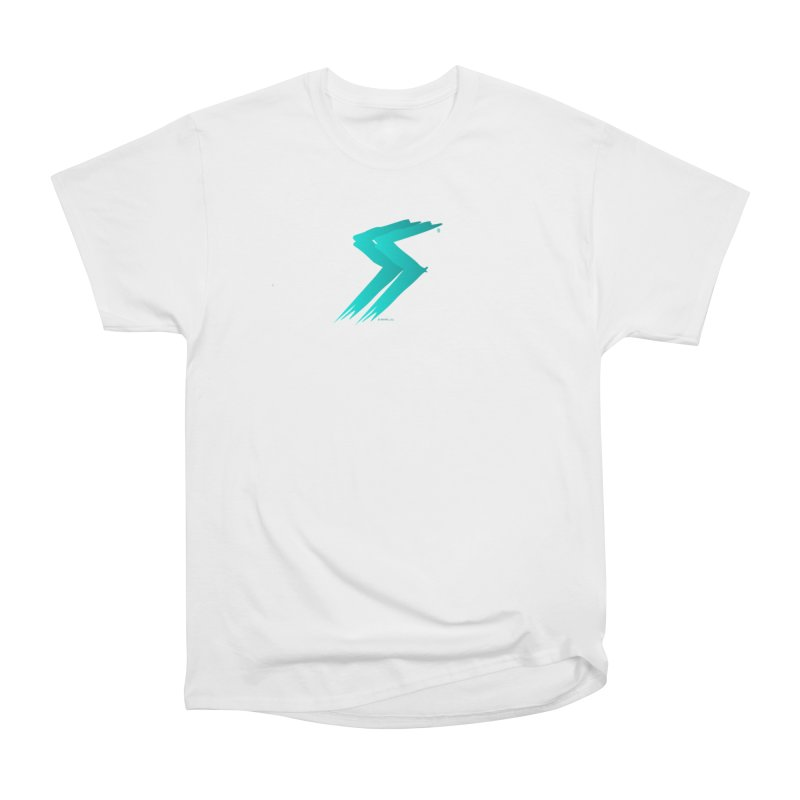 XSS Women's Heavyweight Unisex T-Shirt by Brittany Noel by Brittany N Sparks