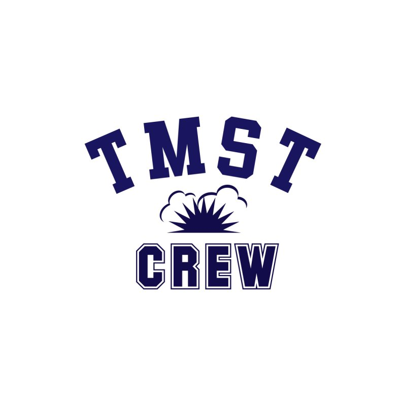 TMST CREW Men's T-Shirt by THE BRITTLESTORE