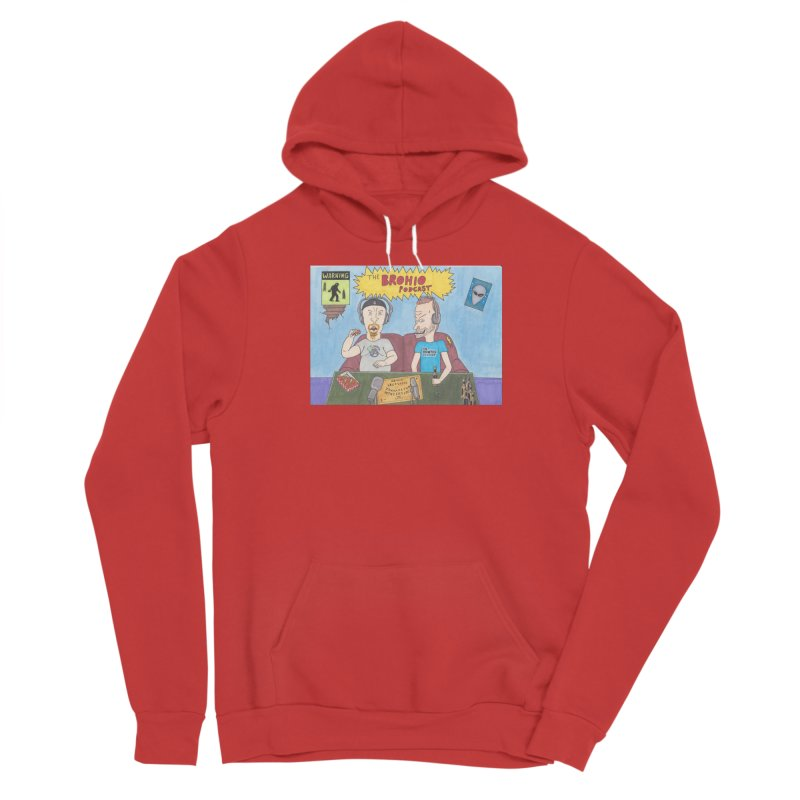Reavis and Nutt-Head Women's Pullover Hoody by Brohio Merch