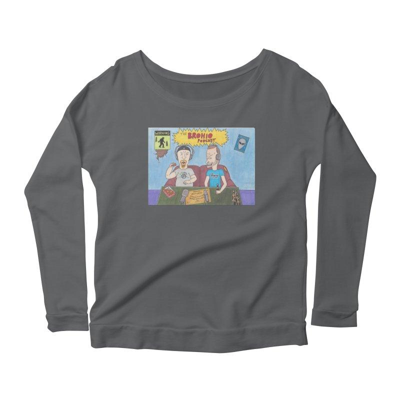 Reavis and Nutt-Head Women's Longsleeve T-Shirt by Brohio Merch
