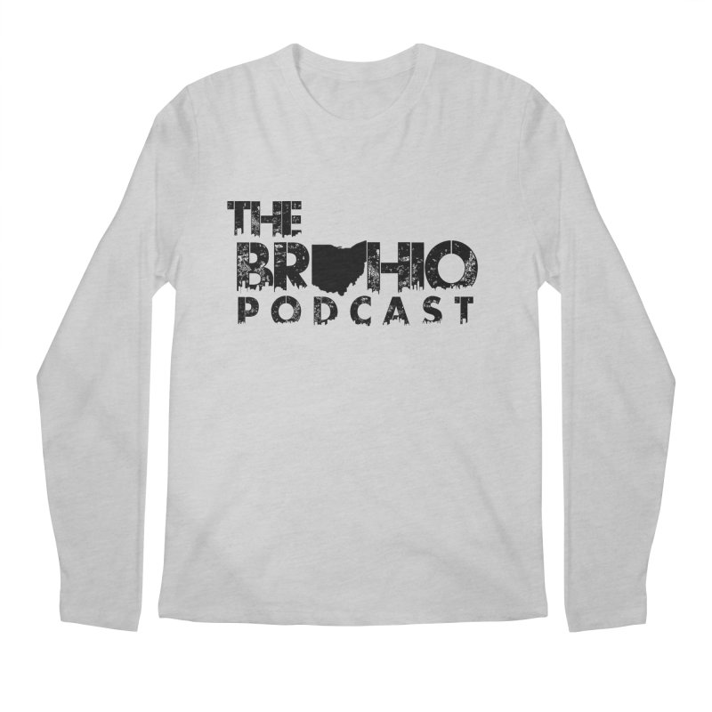 Brohio Logo, Text only. Men's  by Brohio Merch