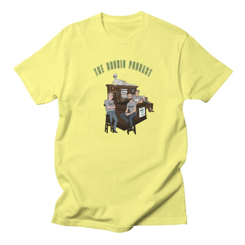 Carton with text Men's Regular T-Shirt by Brohio Merch